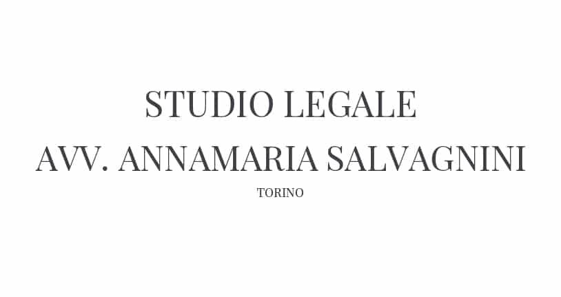 Avvocato Annamaria Salvagnini Torino
